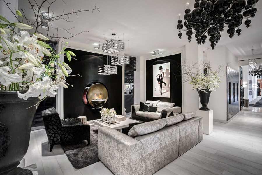 Pt. Mebel Jaya Indonesia Villa New Classic Luxury Rotterdam, Belanda Rotterdam, Belanda Living Room  47958