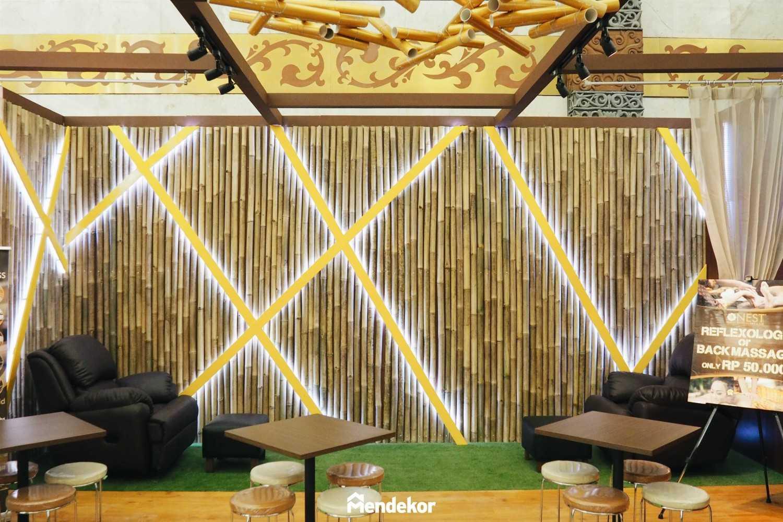 Mendekor Nest Booth Jkt Convention Center, Jl. Gelora 8, Gelora, Tanahabang, Kota Jakarta Pusat, Daerah Khusus Ibukota Jakarta 10270, Indonesia Jkt Convention Center, Jl. Gelora 8, Gelora, Tanahabang, Kota Jakarta Pusat, Daerah Khusus Ibukota Jakarta 10270, Indonesia Booth Tropical 45406