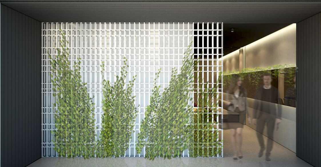Tre Studio Sh Office Daerah Khusus Ibukota Jakarta, Indonesia Daerah Khusus Ibukota Jakarta, Indonesia Sh Office - Entrance Modern 45630