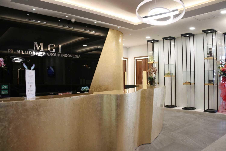 Seed Studio Mci  Daerah Khusus Ibukota Jakarta, Indonesia Daerah Khusus Ibukota Jakarta, Indonesia Receptionist Area Contemporary 46276