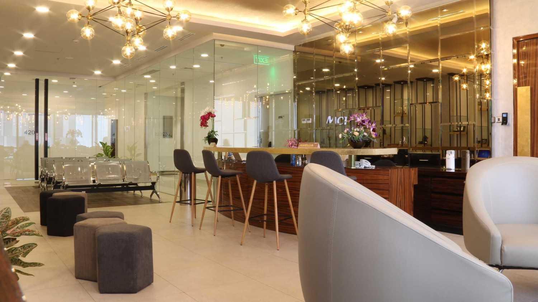 Seed Studio Mci  Daerah Khusus Ibukota Jakarta, Indonesia Daerah Khusus Ibukota Jakarta, Indonesia Receptionist Area Contemporary 46281