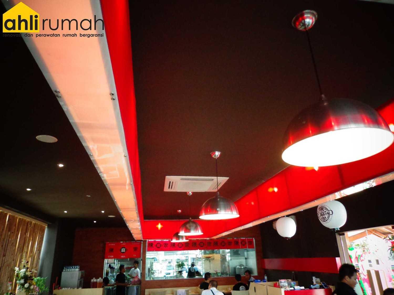 Ahlirumah.id Interior - Chin Maya Restauran Ruko Glaze 2 Blok D No. 17, Jl. Boulevard Raya Gading Serpong, Klp. Dua, Tangerang, Banten 15810, Indonesia  Ceiling View  49231