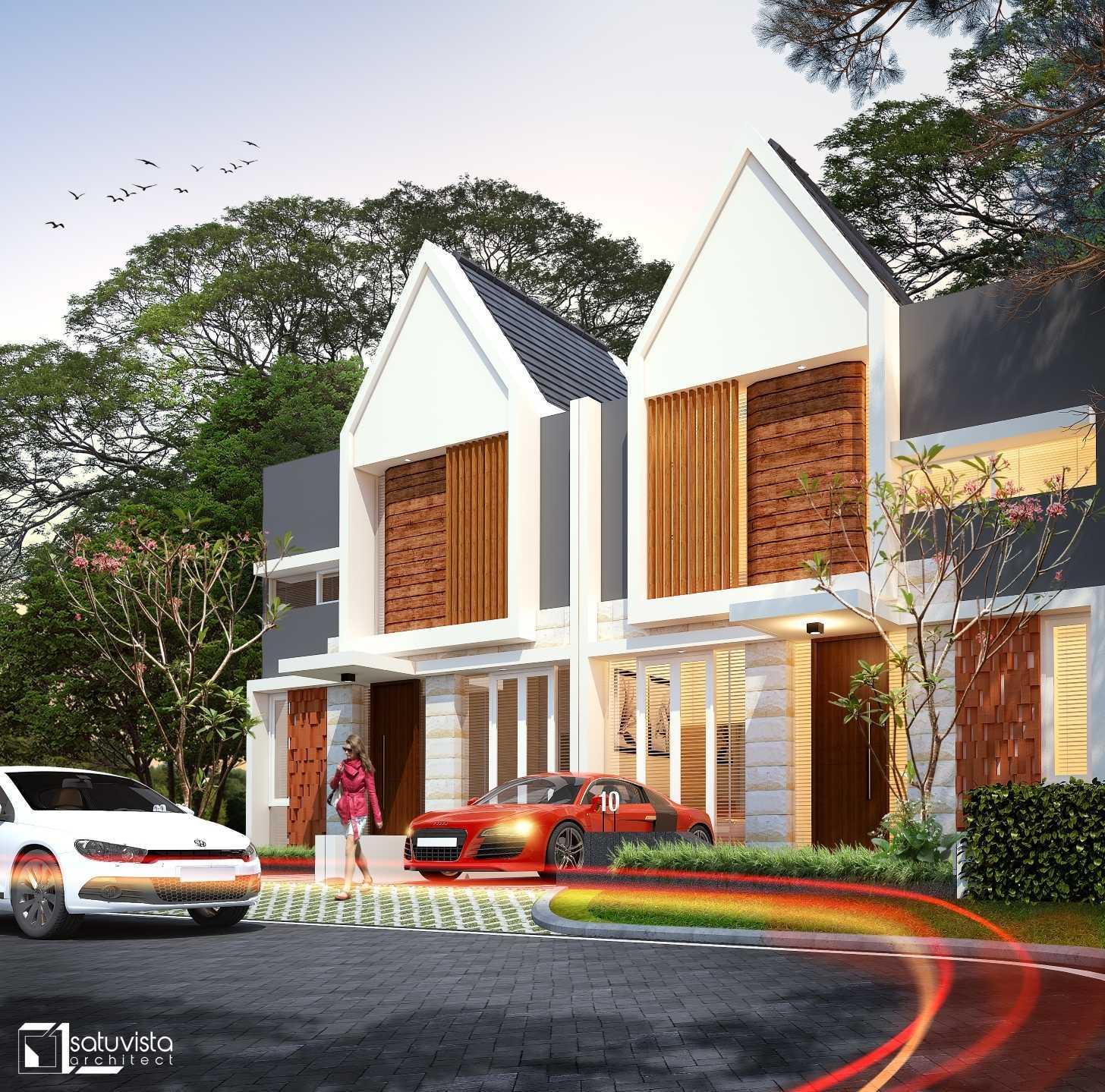 Satuvista Architect Patra Garden Residence  Malang, Kota Malang, Jawa Timur, Indonesia Malang, Kota Malang, Jawa Timur, Indonesia Exterior View  50580