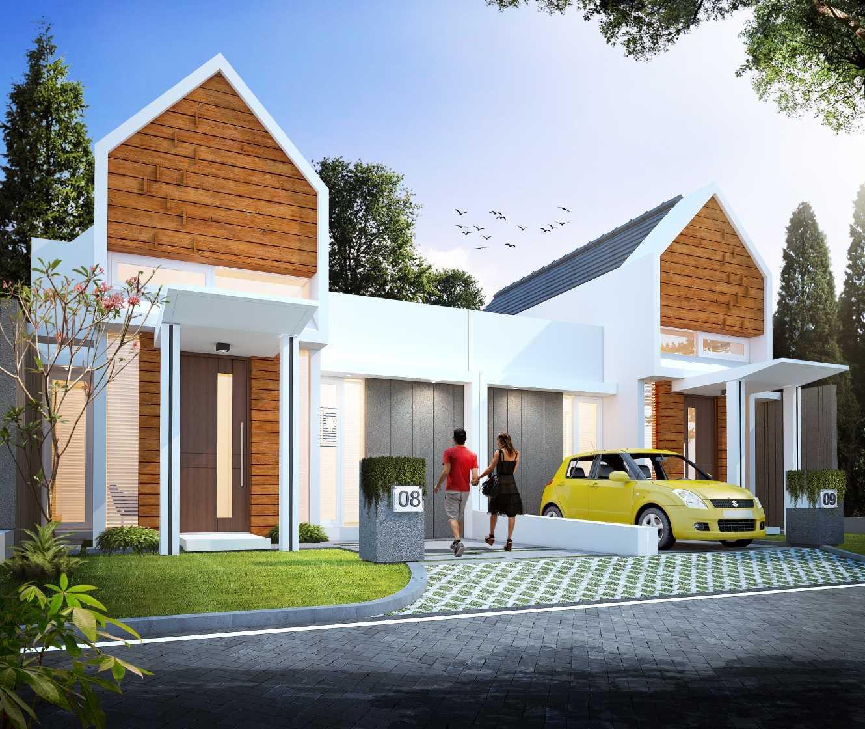 Satuvista Architect Patra Garden Residence  Malang, Kota Malang, Jawa Timur, Indonesia Malang, Kota Malang, Jawa Timur, Indonesia Facade View  50582