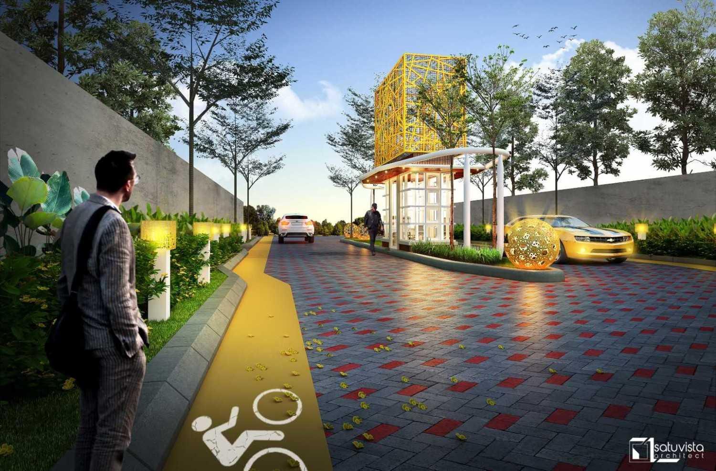 Satuvista Architect Patra Garden Residence  Malang, Kota Malang, Jawa Timur, Indonesia Malang, Kota Malang, Jawa Timur, Indonesia Entrance Area  50586