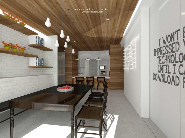 Revano Satria Red Lapin Apartment Jakarta, Indonesia Jakarta, Indonesia Seating-Area  15545