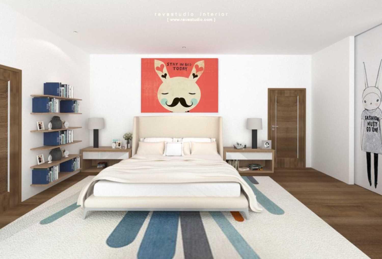 Revano Satria Red Lapin Apartment Jakarta, Indonesia Jakarta, Indonesia Bedroom  15548