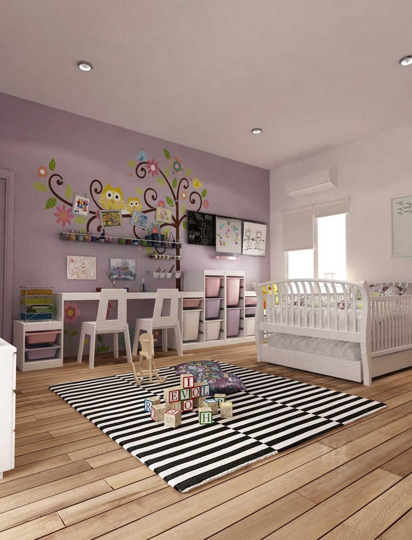 Revano Satria Paulus Hyu  Jakarta, Indonesia Jakarta, Indonesia Kids-Bedroom-2  16236