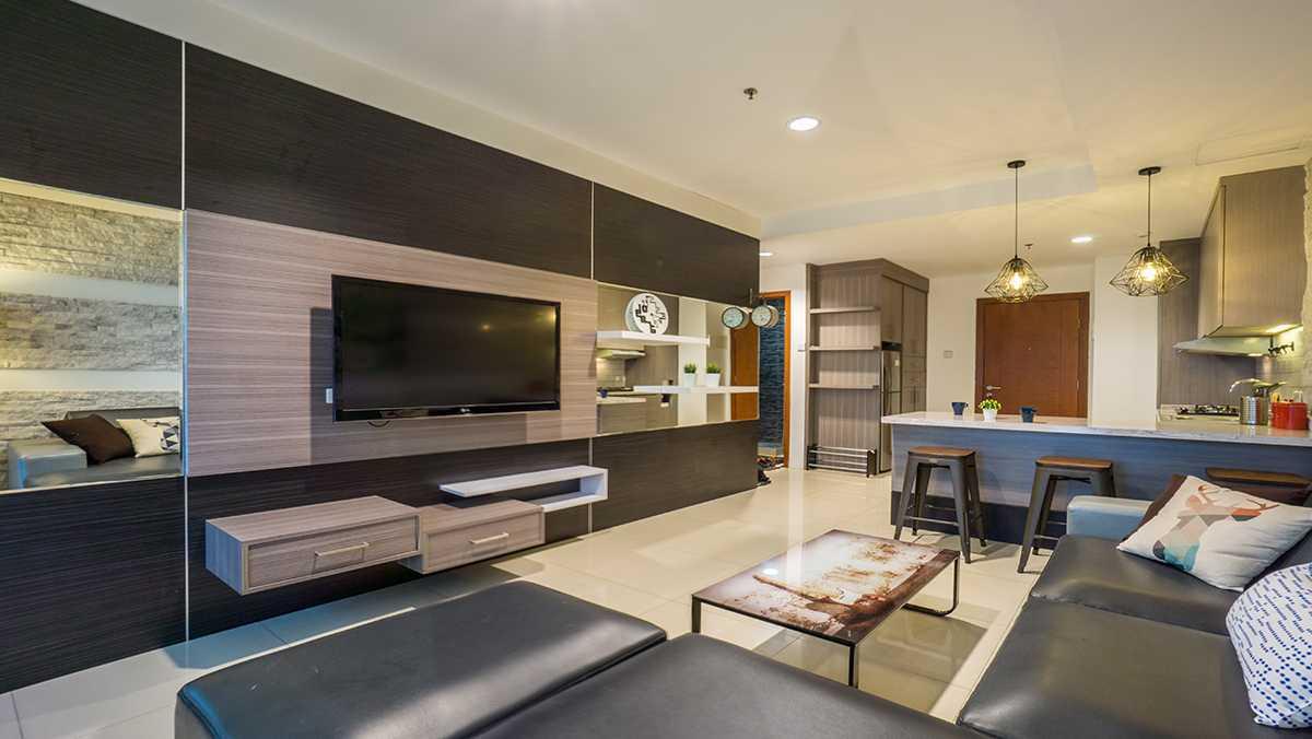 Urbano Livings Thamrin Residence Jakarta, Daerah Khusus Ibukota Jakarta, Indonesia  Family Room Modern 49639