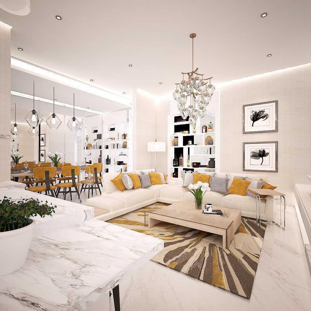 Kaye Interior Design Jakarta Garden City House Daerah Khusus Ibukota Jakarta, Indonesia Daerah Khusus Ibukota Jakarta, Indonesia Living Room Contemporary 48888
