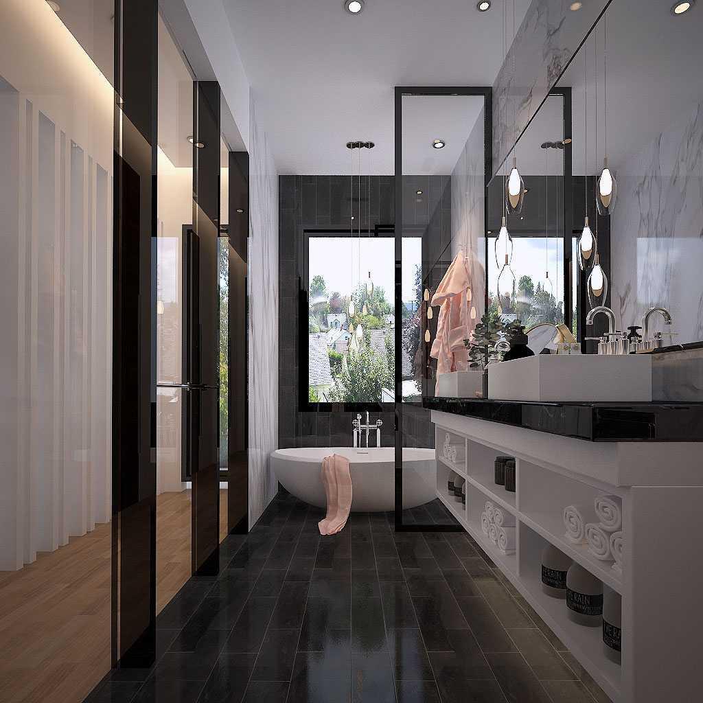 Kaye Interior Design Jakarta Garden City House Daerah Khusus Ibukota Jakarta, Indonesia Daerah Khusus Ibukota Jakarta, Indonesia Bathroom  48894