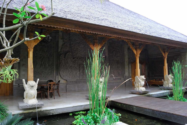 Made Dharmendra Architect Simmita Private Villa Pejeng Kangin, Tampaksiring, Kabupaten Gianyar, Bali, Indonesia Pejeng Kangin, Tampaksiring, Kabupaten Gianyar, Bali, Indonesia Exterior View  49311