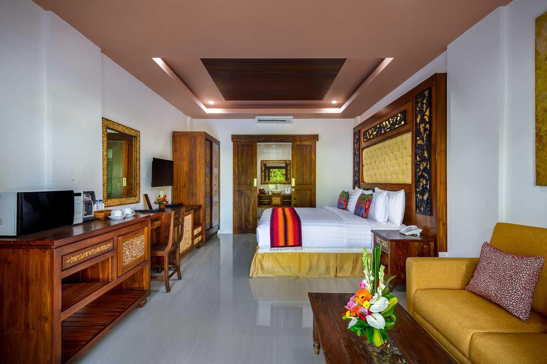 Made Dharmendra Architect Mayura Karma Resort Mas, Ubud, Kabupaten Gianyar, Bali, Indonesia Mas, Ubud, Kabupaten Gianyar, Bali, Indonesia Master Bedroom Kontemporer 49336