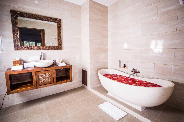 Made Dharmendra Architect Mayura Karma Resort Mas, Ubud, Kabupaten Gianyar, Bali, Indonesia Mas, Ubud, Kabupaten Gianyar, Bali, Indonesia Bathroom Kontemporer 49337