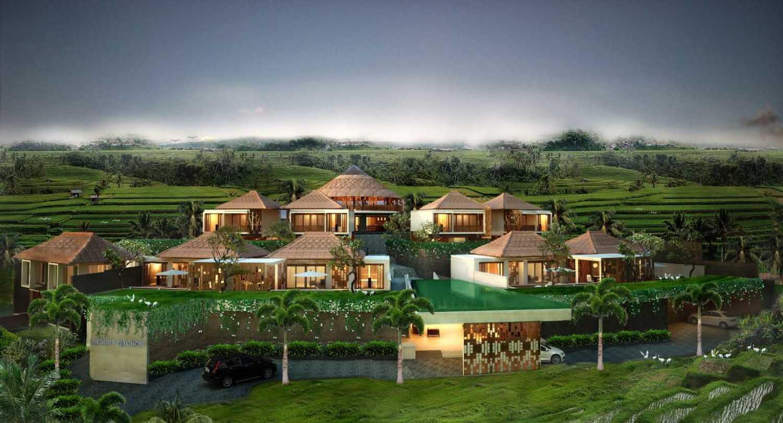 Made Dharmendra Architect Tunon Resort Ubud, Kabupaten Gianyar, Bali, Indonesia Ubud, Kabupaten Gianyar, Bali, Indonesia Exterior View Contemporary 49350