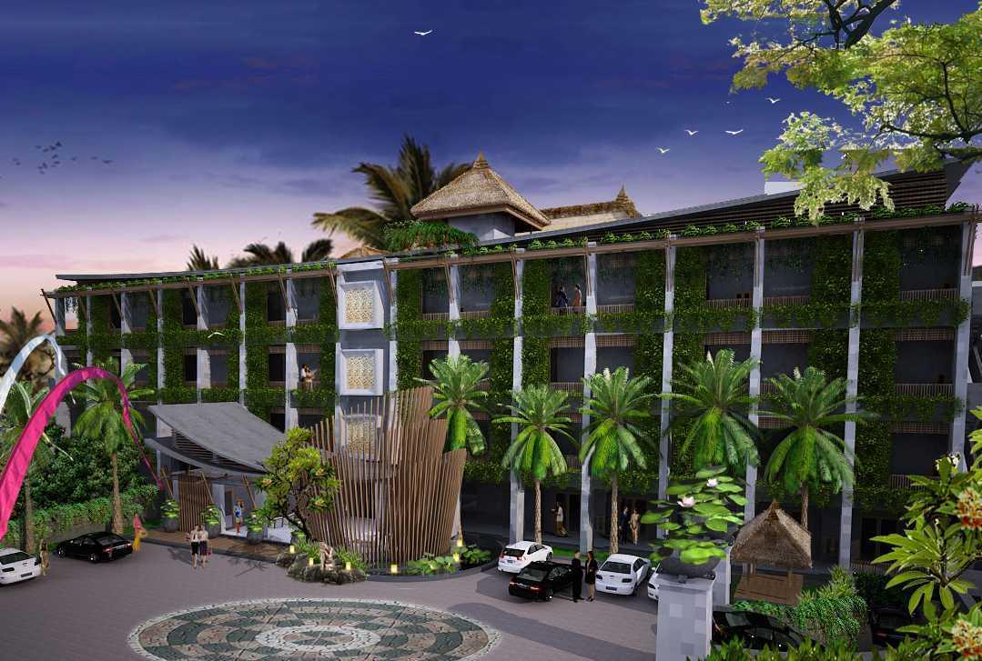 Made Dharmendra Architect Manggrove Spa, Hotel & Apartment Jimbaran, Kuta Sel., Kabupaten Badung, Bali, Indonesia Jimbaran, Kuta Sel., Kabupaten Badung, Bali, Indonesia Exterior View Contemporary 49480