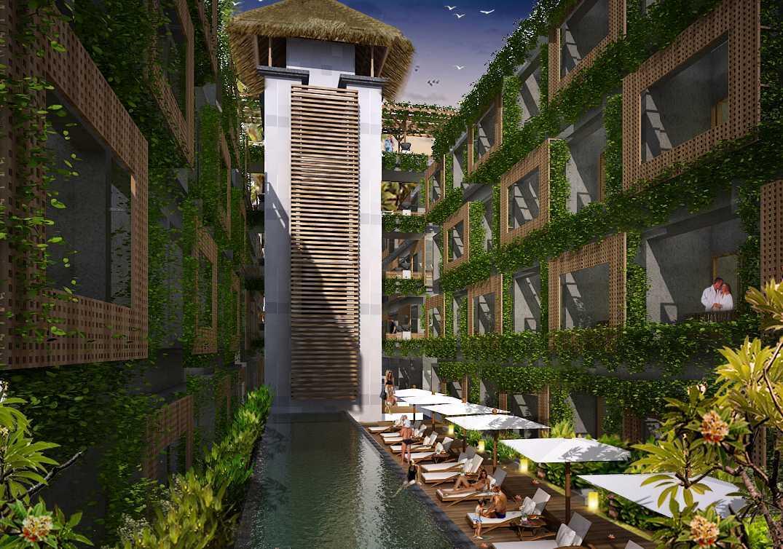 Made Dharmendra Architect Manggrove Spa, Hotel & Apartment Jimbaran, Kuta Sel., Kabupaten Badung, Bali, Indonesia Jimbaran, Kuta Sel., Kabupaten Badung, Bali, Indonesia Pool Area  49482