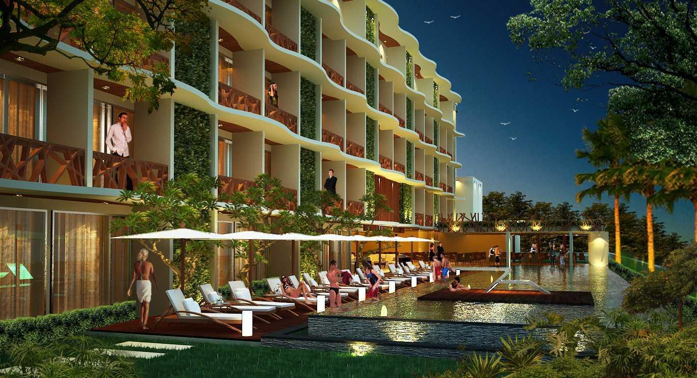 Made Dharmendra Architect Sanur Green View Hotel Sanur, Denpasar Sel., Kota Denpasar, Bali, Indonesia Sanur, Denpasar Sel., Kota Denpasar, Bali, Indonesia Swimming Pool View Kontemporer 49484