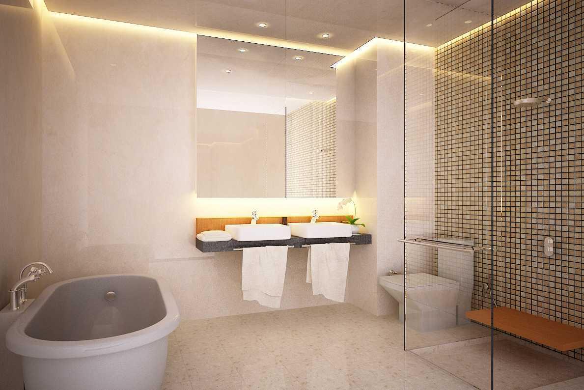 Made Dharmendra Architect Sanur Green View Hotel Sanur, Denpasar Sel., Kota Denpasar, Bali, Indonesia Sanur, Denpasar Sel., Kota Denpasar, Bali, Indonesia Bathroom Kontemporer 49489