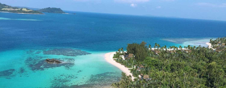Made Dharmendra Architect Coral Villas & Resort Malaysia Malaysia Bird Eye View Tropical 49490