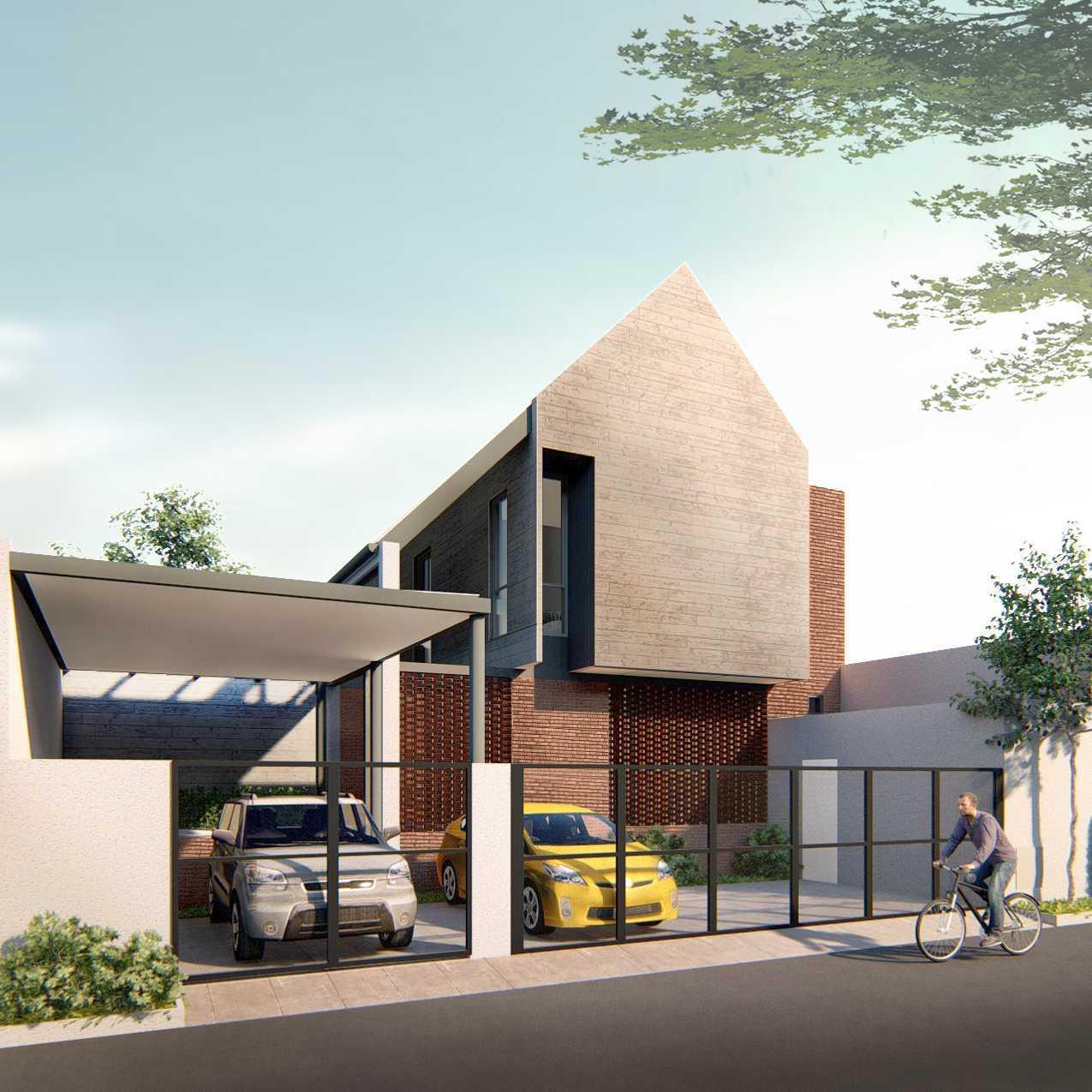 Labworks Architect Tf House Jakarta, Daerah Khusus Ibukota Jakarta, Indonesia Jakarta, Daerah Khusus Ibukota Jakarta, Indonesia Labworks-Architect-Tf-House  52093