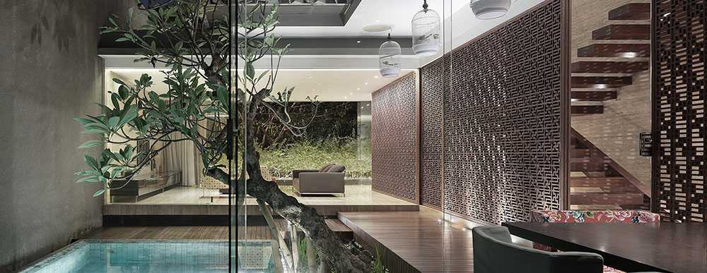 Studiokas S+H House Jakarta, Daerah Khusus Ibukota Jakarta, Indonesia  Interior View Contemporary 50300