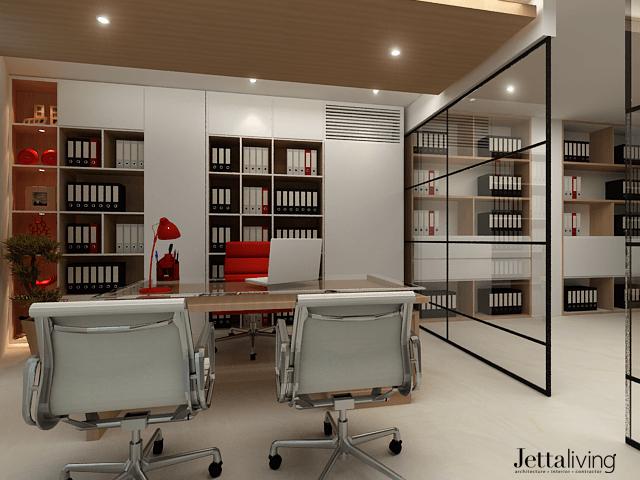 Jettaliving Willich Office Jakarta, Daerah Khusus Ibukota Jakarta, Indonesia Jakarta, Daerah Khusus Ibukota Jakarta, Indonesia Working Area Modern 52613
