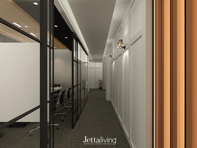 Jettaliving Willich Office Jakarta, Daerah Khusus Ibukota Jakarta, Indonesia Jakarta, Daerah Khusus Ibukota Jakarta, Indonesia Corridor Room Modern 52614