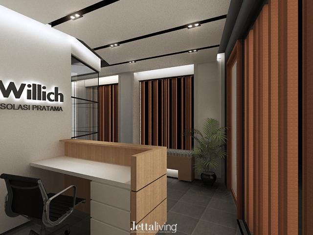 Jettaliving Willich Office Jakarta, Daerah Khusus Ibukota Jakarta, Indonesia Jakarta, Daerah Khusus Ibukota Jakarta, Indonesia Receptionist Area Modern 52617