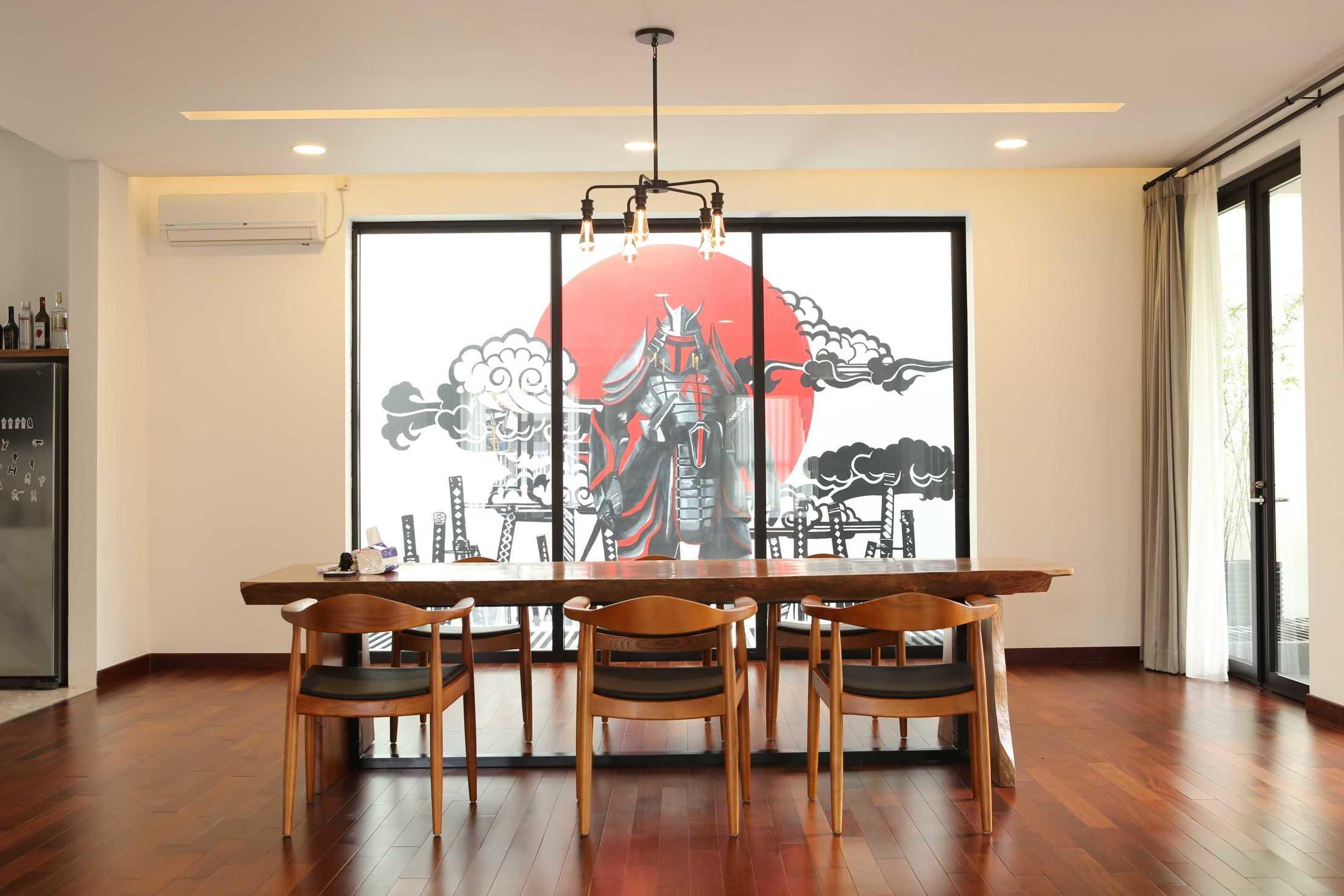 Home By Fabelio.com Dempo House Jakarta Selatan, Kota Jakarta Selatan, Daerah Khusus Ibukota Jakarta, Indonesia  Tanjung Duren's Villa Living Room Contemporary 53286