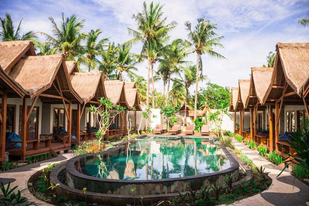 Muhammad Risky Pamungkas Gili One Resort Pulau Lombok, Nusa Tenggara Bar., Indonesia Pulau Lombok, Nusa Tenggara Bar., Indonesia Pool Area Traditional 50452