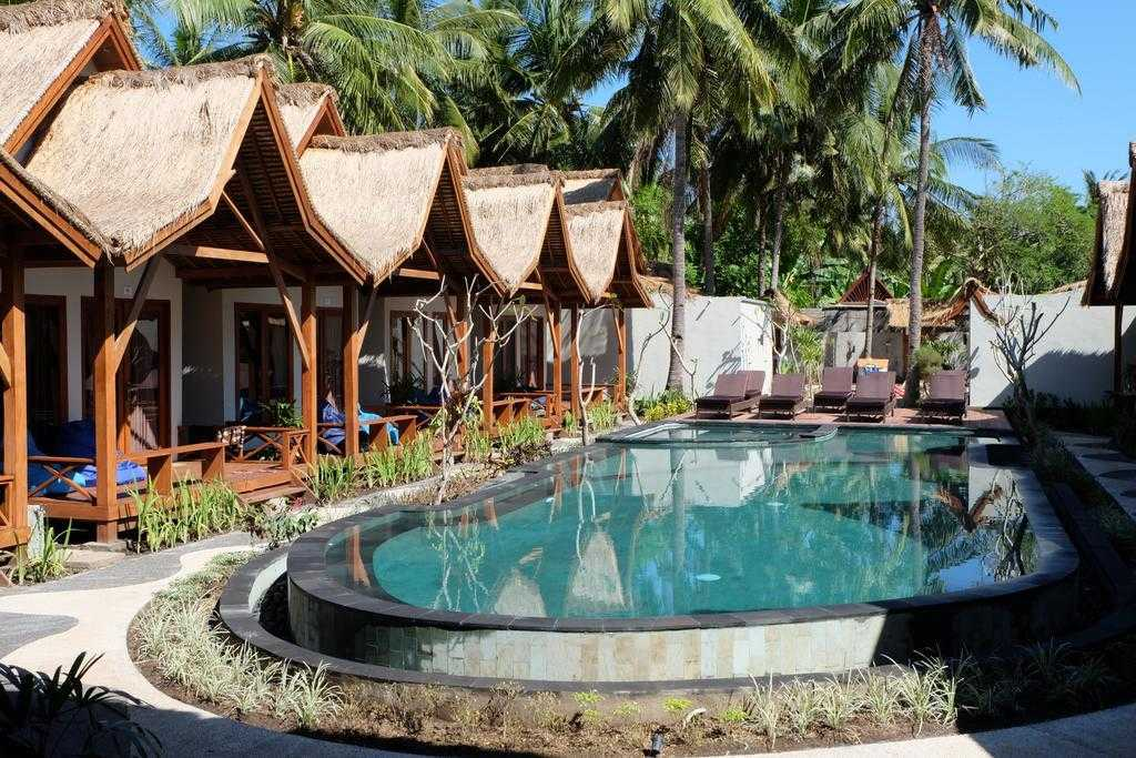 Muhammad Risky Pamungkas Gili One Resort Pulau Lombok, Nusa Tenggara Bar., Indonesia Pulau Lombok, Nusa Tenggara Bar., Indonesia Swimming Pool View  50455