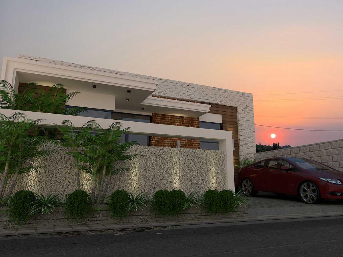 Muhammad Risky Pamungkas House Clinic Cirebon Cirebon, Kota Cirebon, Jawa Barat, Indonesia  Exterior View Tropis 50464