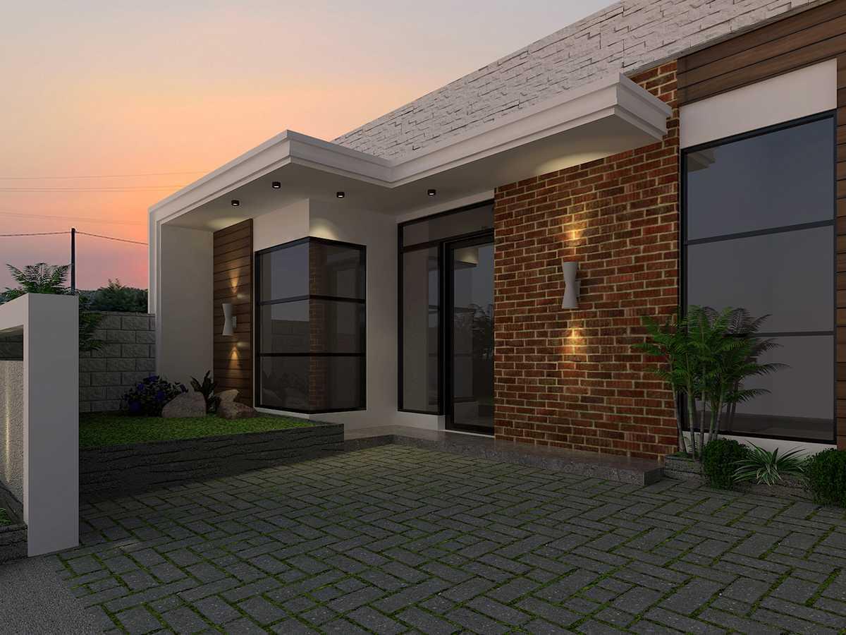 Muhammad Risky Pamungkas House Clinic Cirebon Cirebon, Kota Cirebon, Jawa Barat, Indonesia  Exterior View Minimalis 50466