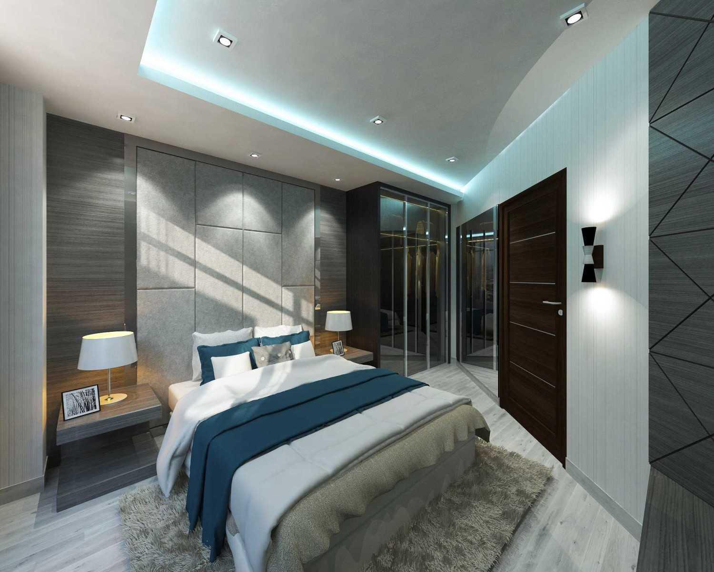 Foto inspirasi ide desain kamar tidur anak minimalis Muhammad-risky-pamungkas-four-seasons-apartment-kuningan-jakarta oleh Muhammad Risky Pamungkas di Arsitag