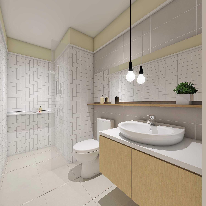 Antarruang Studio Jr Apartment Jakarta Selatan, Kota Jakarta Selatan, Daerah Khusus Ibukota Jakarta, Indonesia Jakarta Selatan, Kota Jakarta Selatan, Daerah Khusus Ibukota Jakarta, Indonesia Bathroom  51518