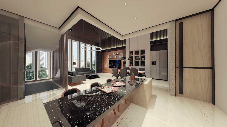 Tataruang Architects Ww House Klp. Gading, Kota Jkt Utara, Daerah Khusus Ibukota Jakarta, Indonesia  Tataruang-Architects-Ww-House  51586
