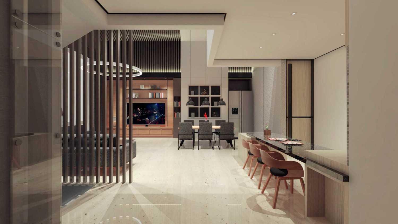Tataruang Architects Ww House Klp. Gading, Kota Jkt Utara, Daerah Khusus Ibukota Jakarta, Indonesia  Tataruang-Architects-Ww-House  51587