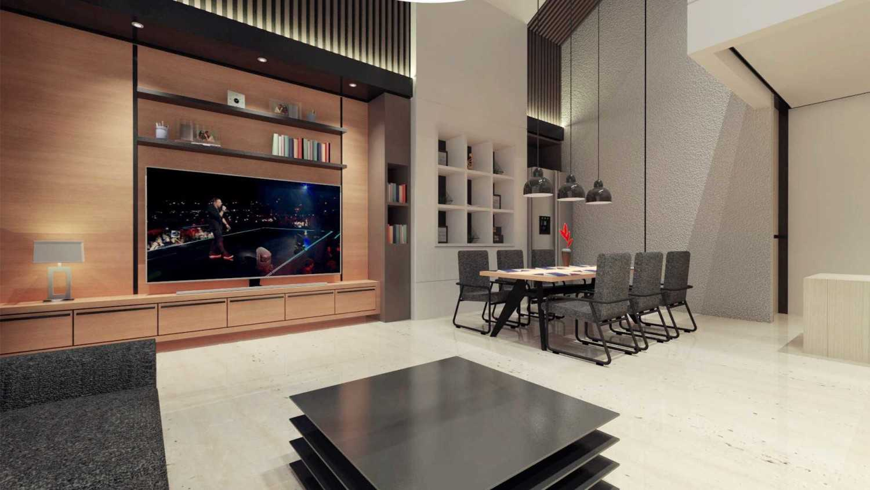 Tataruang Architects Ww House Klp. Gading, Kota Jkt Utara, Daerah Khusus Ibukota Jakarta, Indonesia  Tataruang-Architects-Ww-House  51588