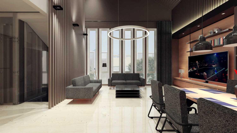 Tataruang Architects Ww House Klp. Gading, Kota Jkt Utara, Daerah Khusus Ibukota Jakarta, Indonesia  Tataruang-Architects-Ww-House  51589