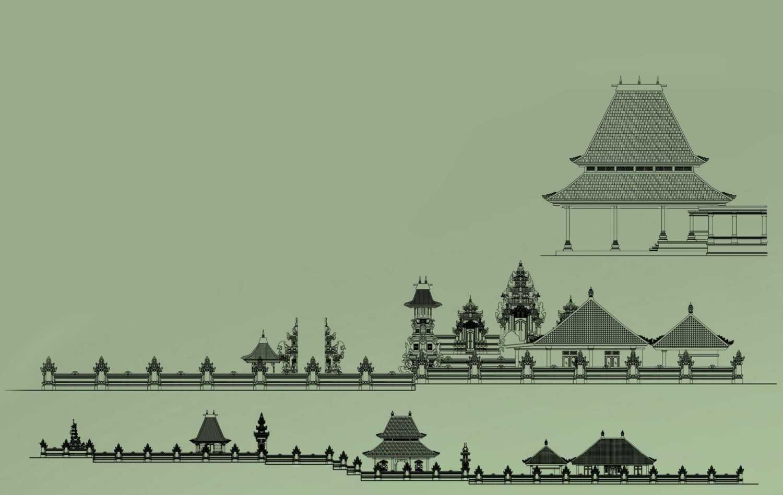 Goldmonk Architects Desain Pura Giri Natha Timor-Leste Timor-Leste Goldmonk-Architects-Desain-Pura-Giri-Natha  52677