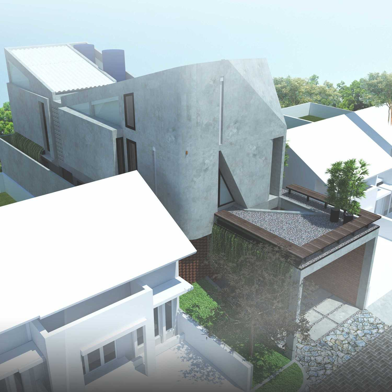Ardharakhta Architect And Associates Arafah House Depok, Kota Depok, Jawa Barat, Indonesia Depok, Kota Depok, Jawa Barat, Indonesia Top View  52072