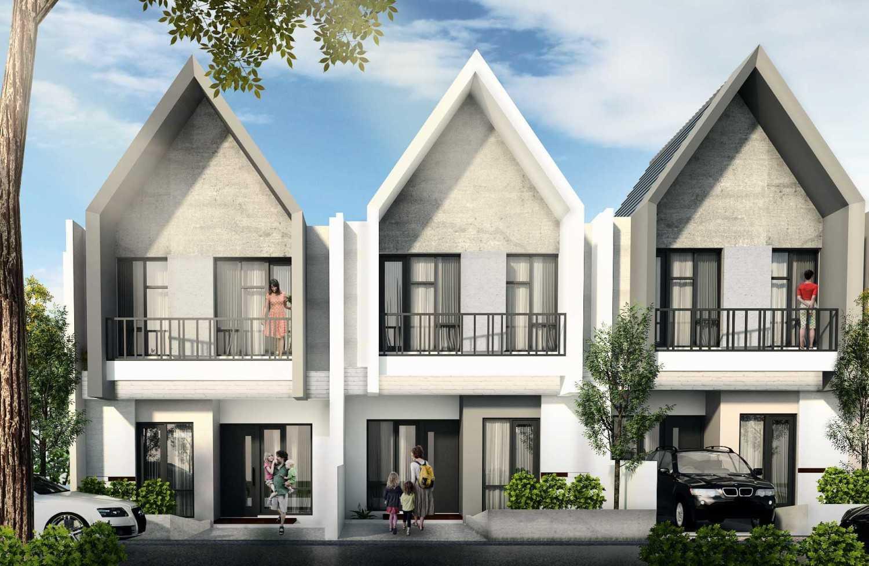 Atelier Baou Clover Park Town House  Cibinong, Bogor, Jawa Barat, Indonesia Cibinong, Bogor, Jawa Barat, Indonesia Clover Park Contemporary 52355