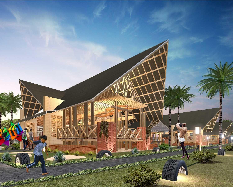 Jasa Arsitek Atelier BAOU+ di Belitung