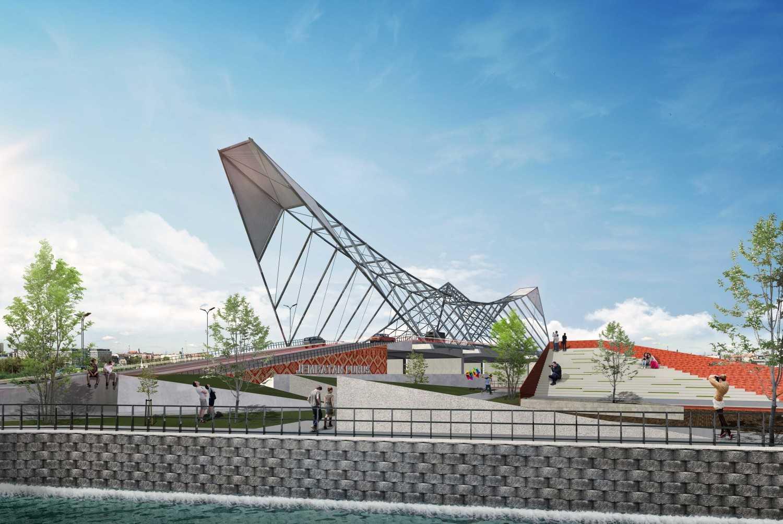 Atelier Baou Purus Bridge  Padang, Kota Padang, Sumatera Barat, Indonesia Padang, Kota Padang, Sumatera Barat, Indonesia Exterior View Kontemporer 52485
