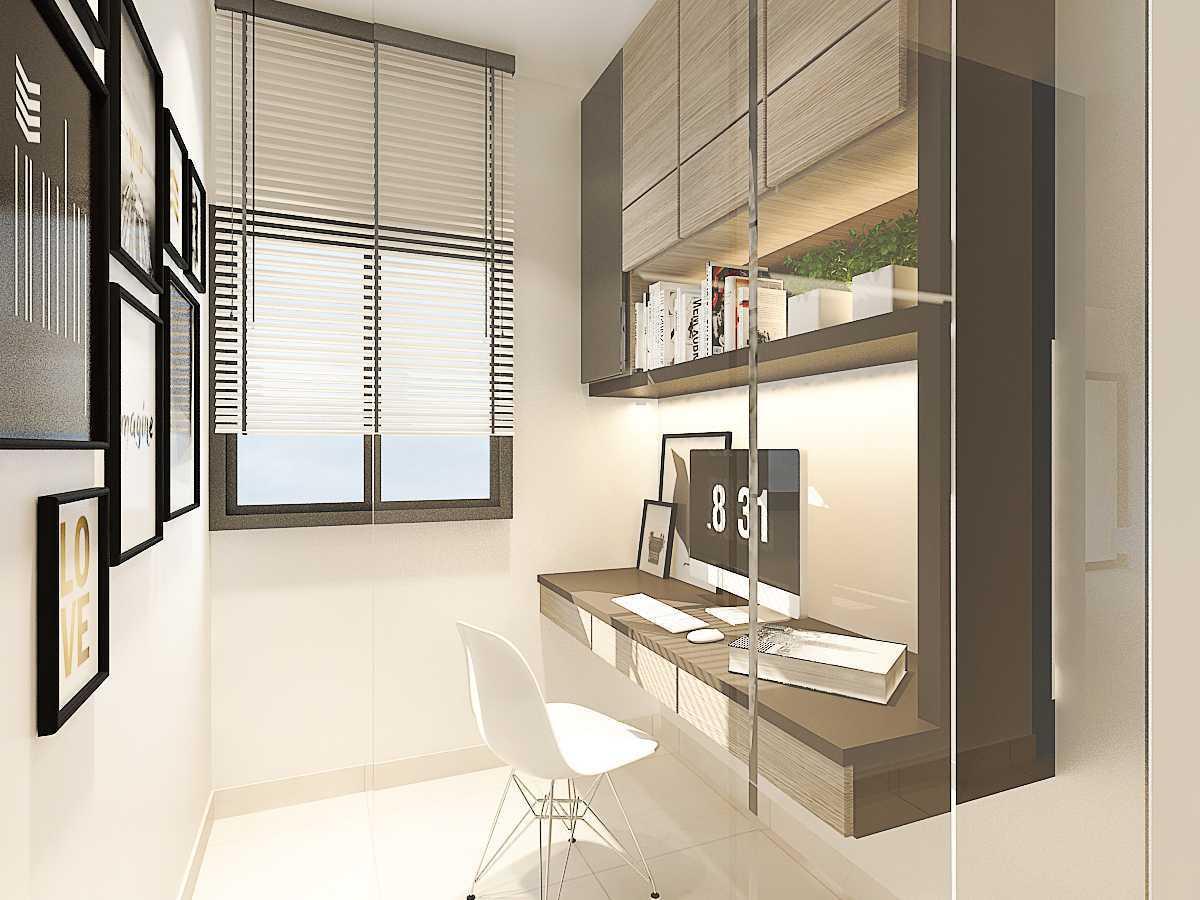 Moco Design Studio 'b' Apartment Singapura Singapura Moco-Design-Studio-B-Apartment  53266