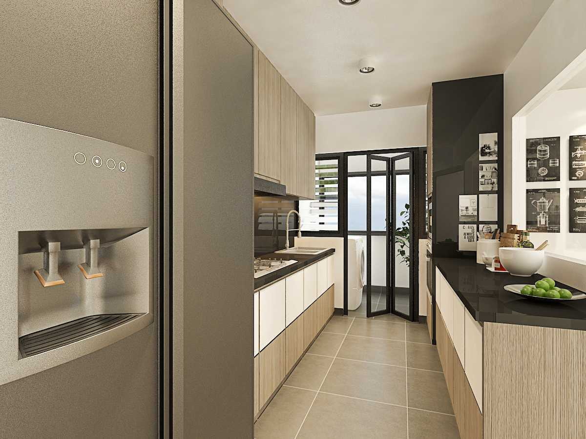 Moco Design Studio 'b' Apartment Singapura Singapura Moco-Design-Studio-B-Apartment  53267