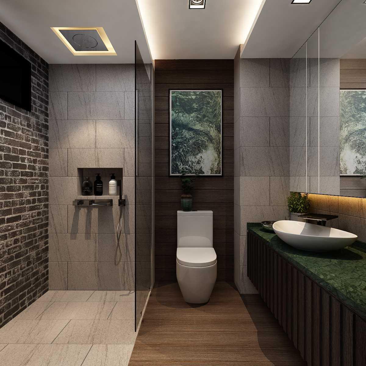 Foto inspirasi ide desain apartemen asian Moco-design-studio-c-apartment oleh Moco Design Studio di Arsitag