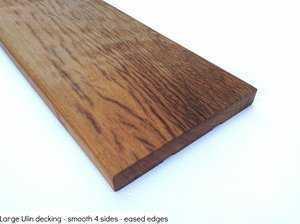 Variasi Decking Reclaimed Borneo Ironwood Decking  OutdoorOutdoor FlooringDecking 1