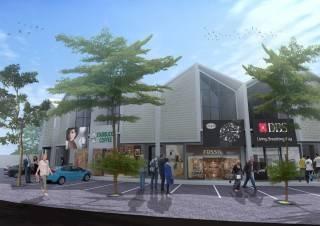 photo ruko banjarbaru residence 21 desain arsitek oleh